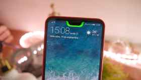 Comprueba la batería restante del Huawei P20 y OnePlus 6T en su notch con esta app