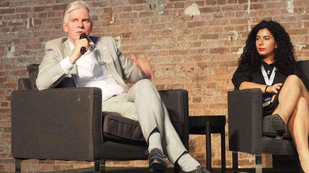 Willem Jonker, el CEO del Instituto Europeo de Tecnología Digital (EIT Digital).