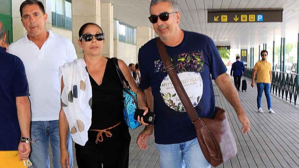 Isabel y Agustín Pantoja.