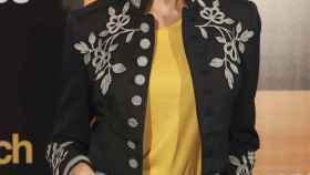 Úrsula Corberó, en la presentación de su nueva serie.