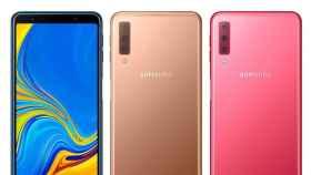 Samsung Galaxy A7 2018: así es el primer móvil con tres cámaras de Samsung