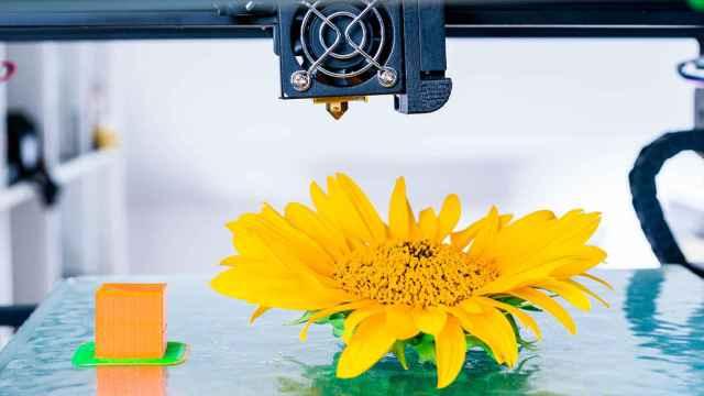 La impresión 3D es una de las tecnologías que están impulsando la llamada Industria 4.0.