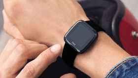 Uno de los modelos de Fitbit.
