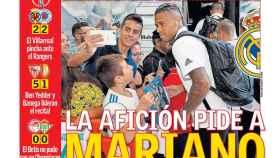 La portada del diario AS (21/09/2018)