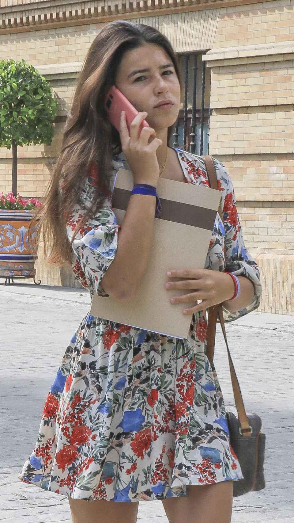 Tana Rivera en una imagen de archivo.