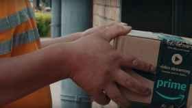 entregas amazon repartidor paquetes compras online