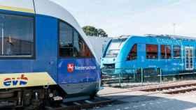 trenes de hidrogeno alemania