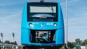 tren de hidrogeno alemania tren electrico alstom