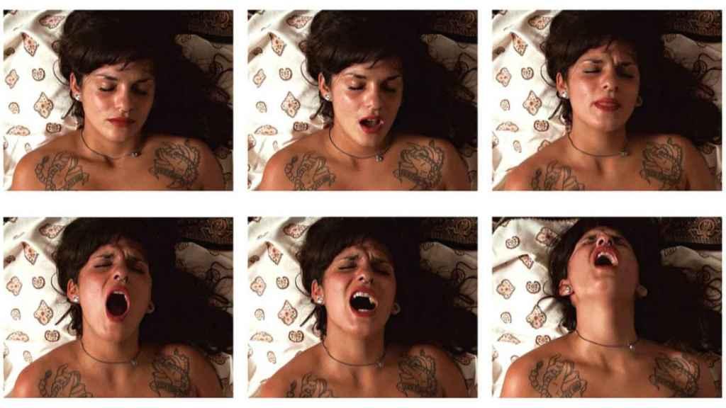 'Beautiful agony': Retratos del orgasmo en la mujer.