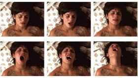 Beautiful agony: retratos del orgasmo.