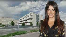 Noelia López en un montaje de Jaleos.
