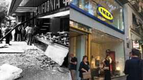 California 47 e Ikea.