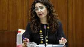 María Jesús Montero, ministra de Hacienda, en una imagen de archivo.