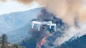drone 2 horas en vuelo diseñado para volar 2 horas impossible aerospace us-1