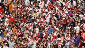 Aficionados del Rayo Vallecano