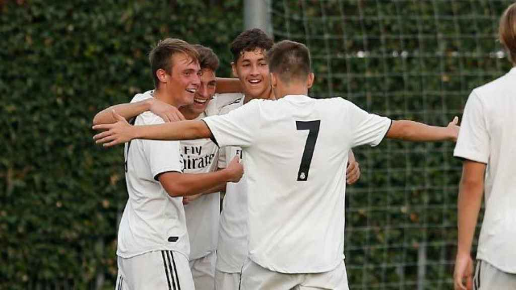Juveniles Real Madrid