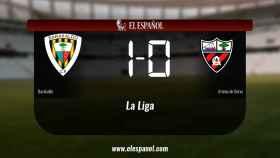 Los tres puntos se quedaron en casa: Barakaldo 1-0 Arenas de Getxo