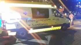 Valladolid-botellon-emergencias-policia-intoxicaciones