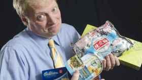 Brian Wasink en una fotografía del Food and Brand Lab.