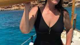Carlota Corredera comparte una foto en bañador para despedir el verano.