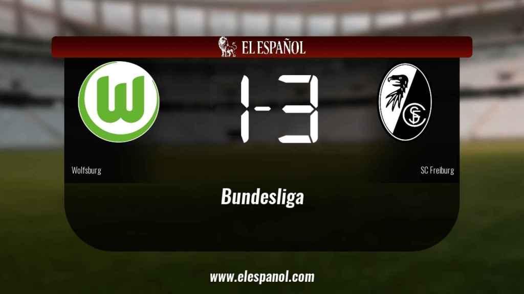 El SC Freiburg se lleva tres puntos a casa
