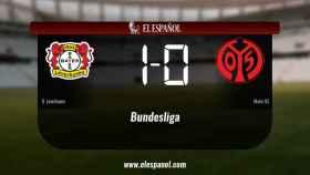 El Bayern Leverkusen gana en el BayArena