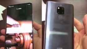 Un nuevo vídeo del Huawei Mate 20 nos hace dudar de su pantalla