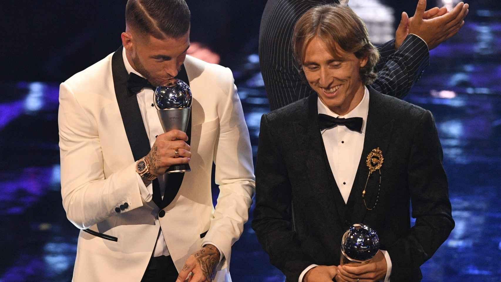 Premios ''FIFA the Best 2018''