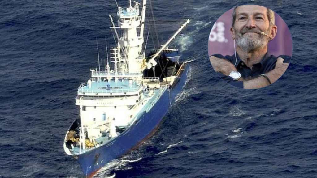 La tripulación del Alakrana fue secuestrada en octubre de 2009.