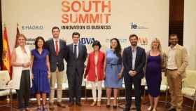 Presentación Mapa del Emprendimiento y South Summit 2018