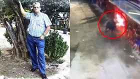Rogelio, el camionero jubilado que muerto tras ser embestido por un toro embolao en Castellón