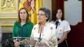 Rosa María Mateo: No soy podemita, soy una ciudadana que cree en la libertad