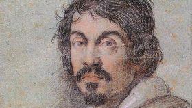 Retrato del gran pintor barroco Caravaggio.