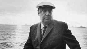 El poeta chileno Pablo Neruda, en una foto de archivo.