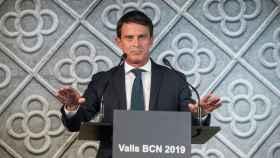 Manuel Valls ha anunciado esta semana su candidatura a la alcaldía de Barcelona.