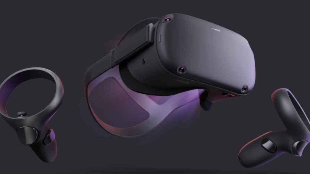 Oculus Quest.