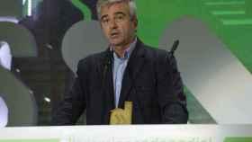 El periodista Carles Francino en los Premios Dial.