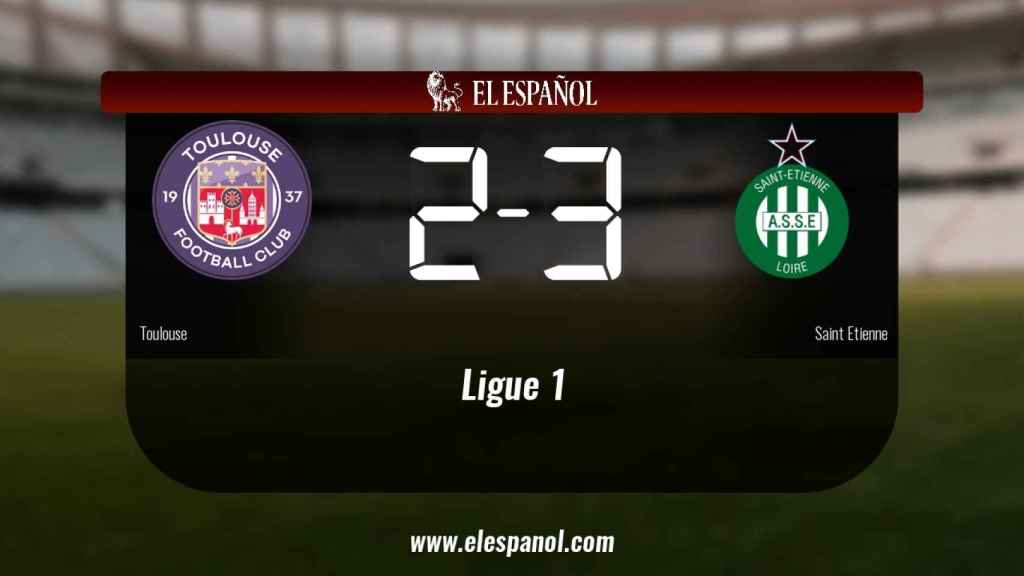 El Saint Etienne vence en el Stadium Municipal (2-3)