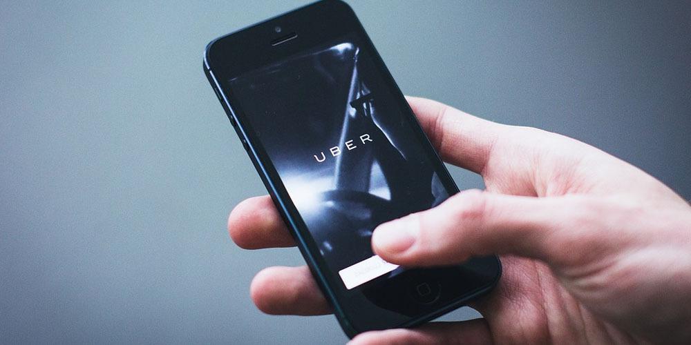 uber aplicacion iphone