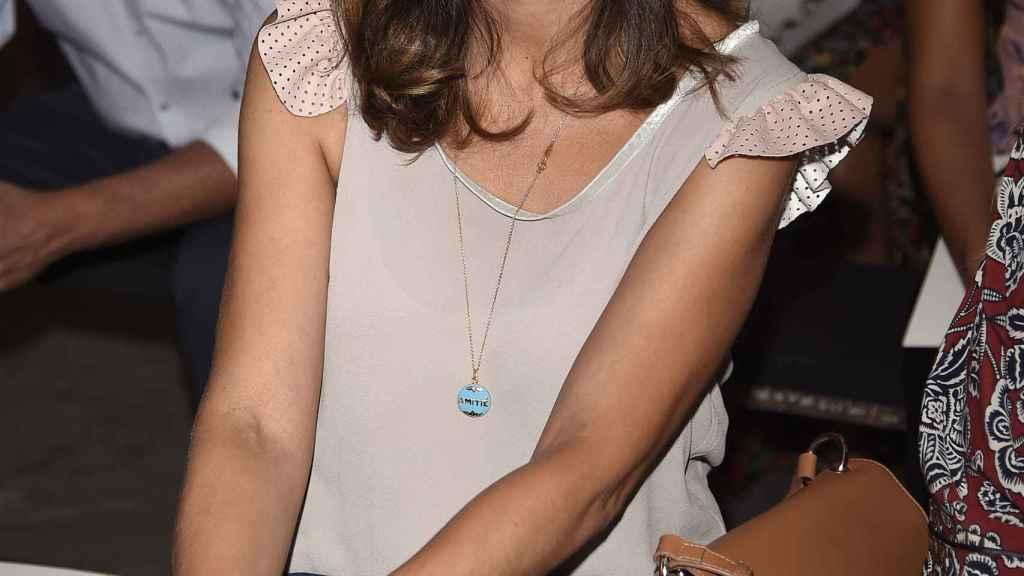 María Palacios.