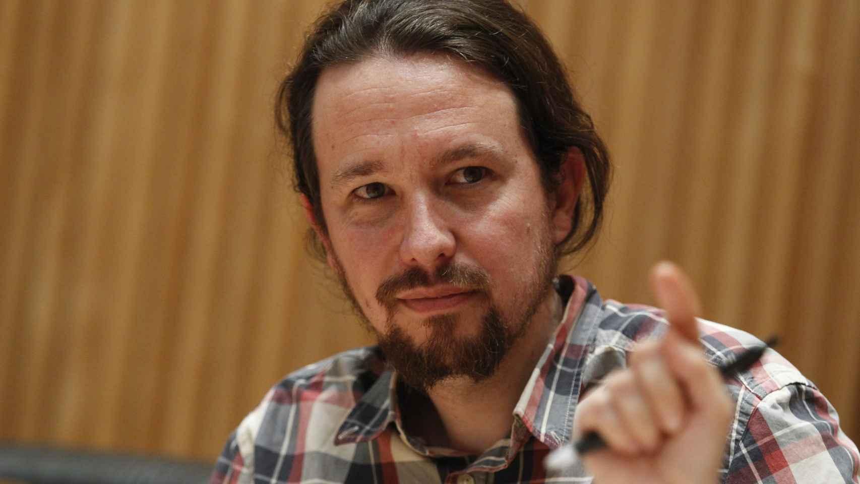 Pablo Iglesias en imagen de archivo.