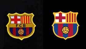 Cinco equipos que, como el Barça, hicieron cambios en su escudo