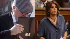 Villarejo y la ministra de Justicia