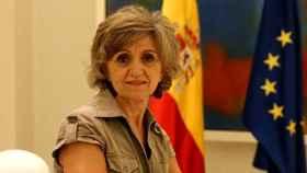 María Jesús Carcedo. Ministra de Sanidad, Consumo y Bienestar Social.