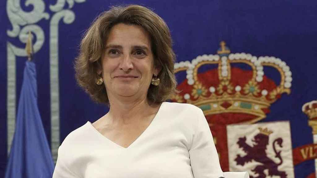 Teresa Ribera. Ministra de Transición Ecológica. |