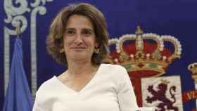 Teresa Ribera. Ministra de Transición Ecológica.