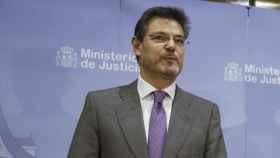 Rafael Catalá. Ministro de Justicia. |