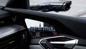 Así serían los espejos virtuales que utilizará Audi.