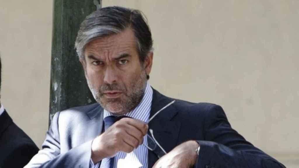 Enrique López, compañero de Dolores Delgado en la Audiencia Nacional.