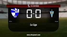El Alcoyano consigue un empate a cero frente al Ebro
